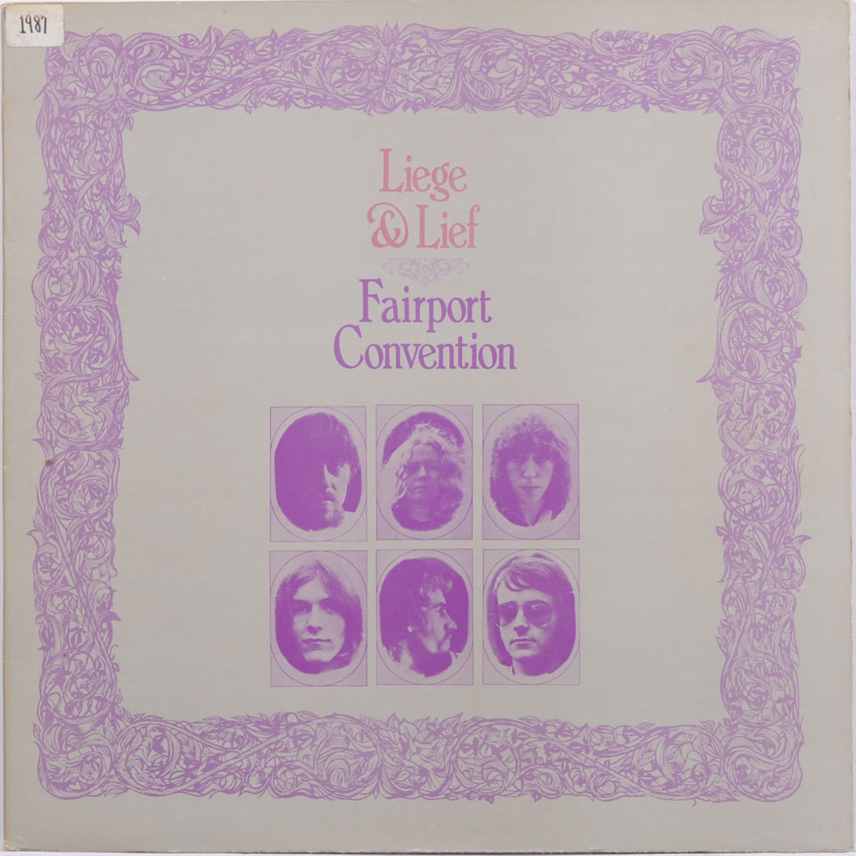 Fairport Convention - Leige and Lief