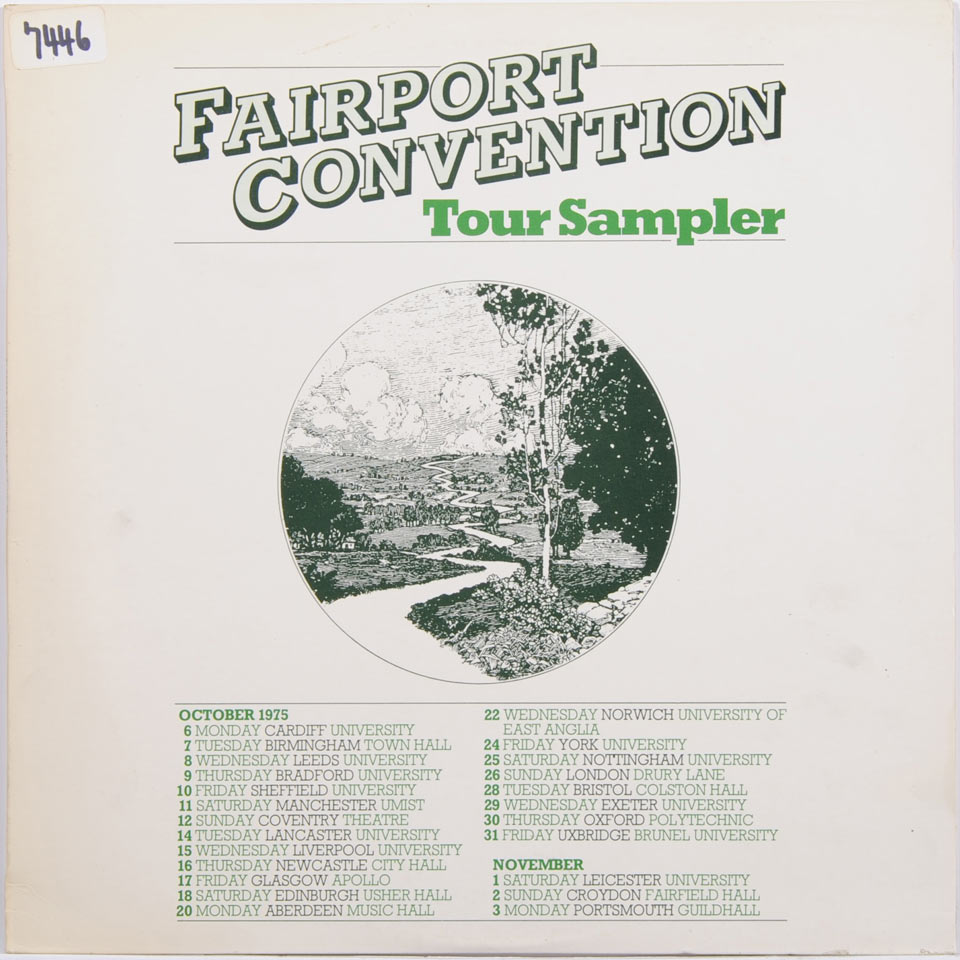 Fairport Convention - Tour Sampler