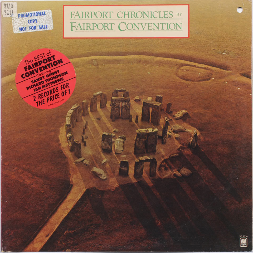 Fairport Convention - Fairport Chronicles #1