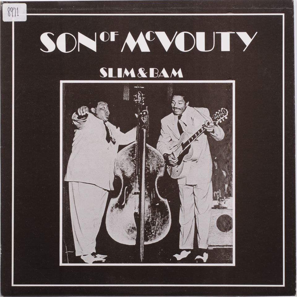 Slim Gaillard - Son Of McVouty