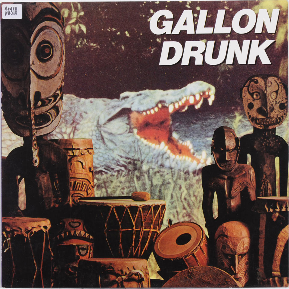 Gallon Drunk - You, The Night & The Music