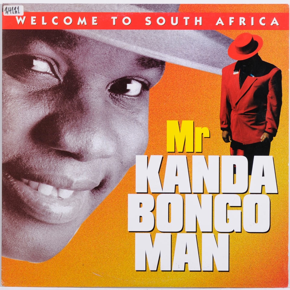 Kanda Bongo Man - Welcome To South Africa