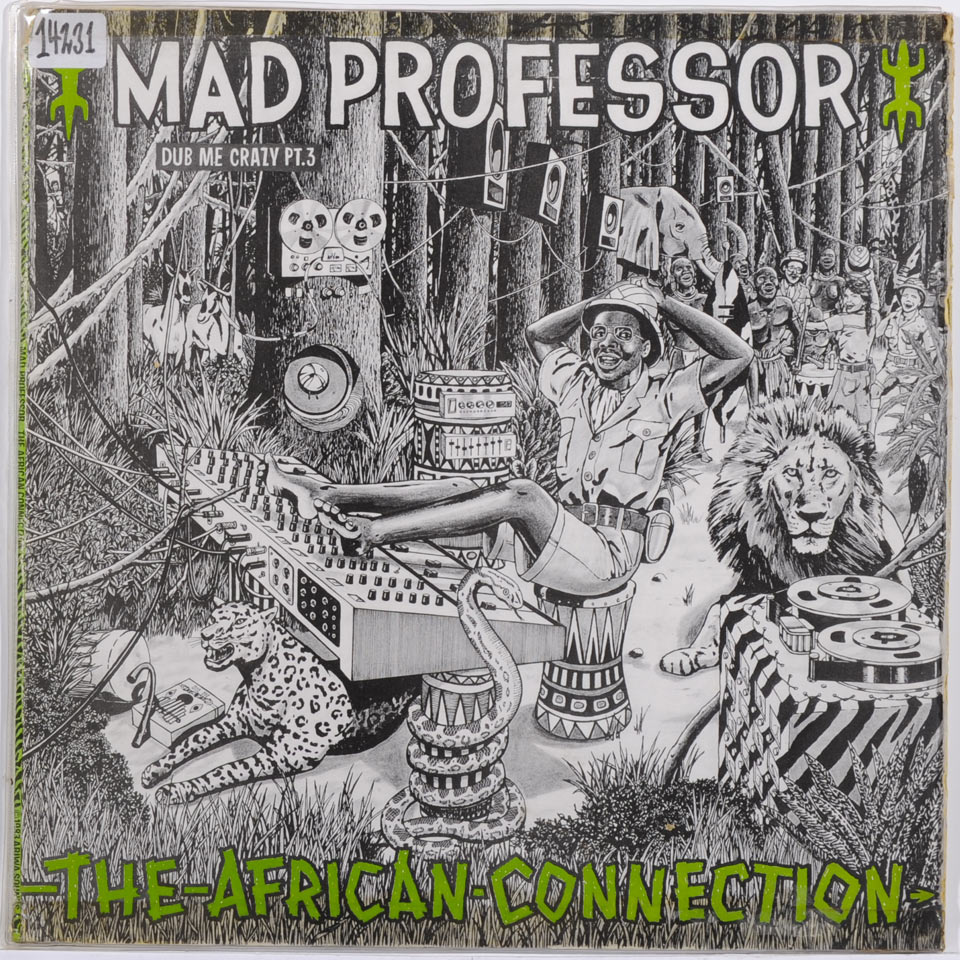 Mad Professor - Dub Me Crazy Pt. 3
