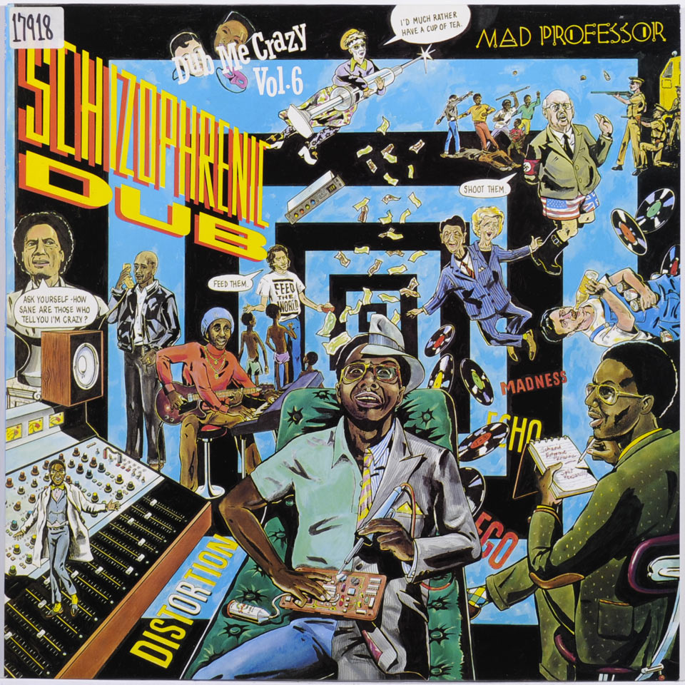 Mad Professor - Schizophrenic Dub - Dub Me Crazy Vol. 6