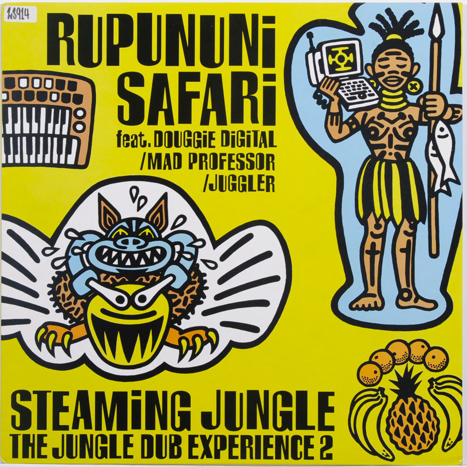 Mad Professor - Rupununi Safari