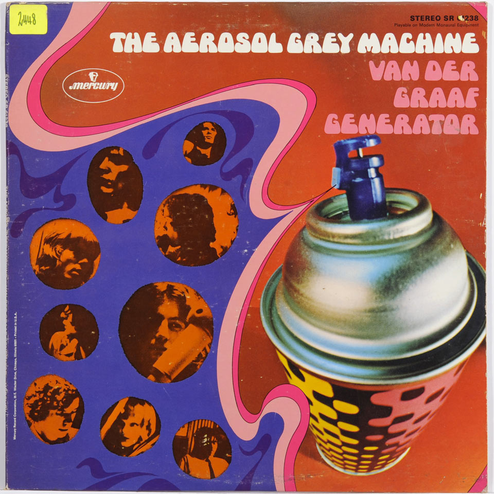 Van Der Graaf Generator - The Aerosol Grey Machine