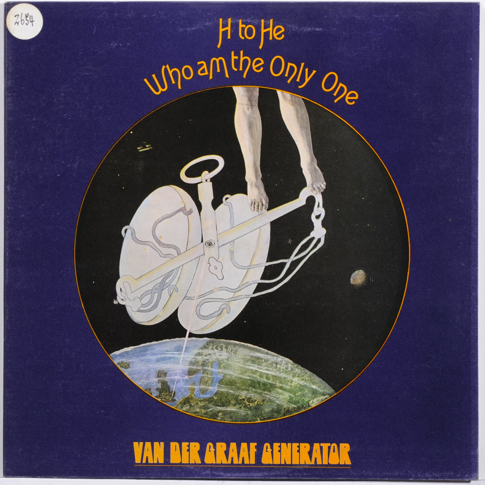 Van Der Graaf Generator - H To He - Who Am The Only One