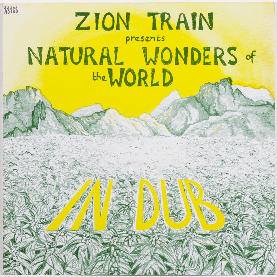 Zion Train - The Natural World in Dub