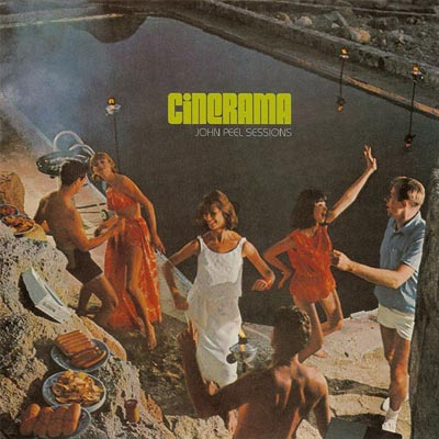 Cinerama John Peel Sessions