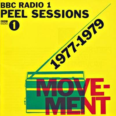 Movement The Peel Sessions