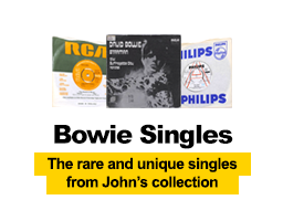David Bowie Singles from the John Peel Archive