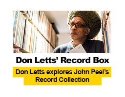 Don Letts' Record Box