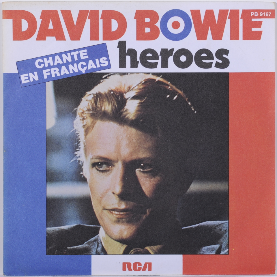 David Bowie - Heroes (French language version)