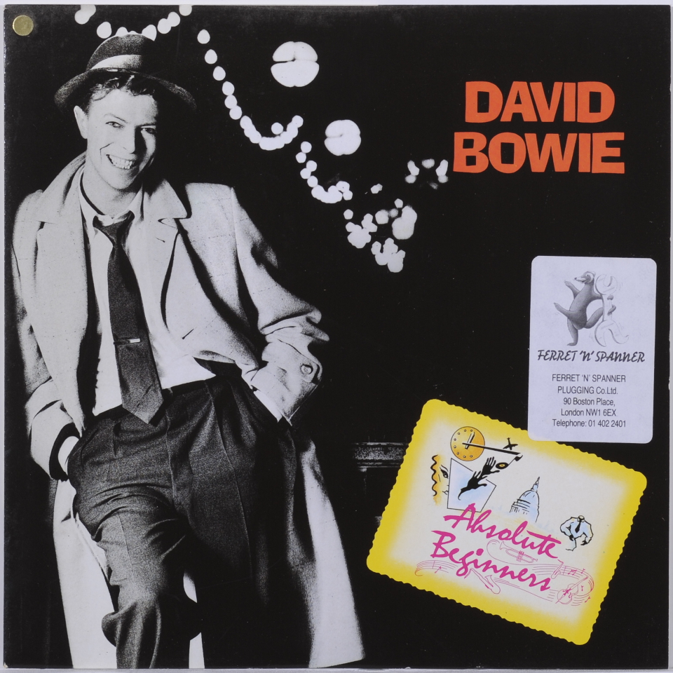 David Bowie - Absolute Beginners