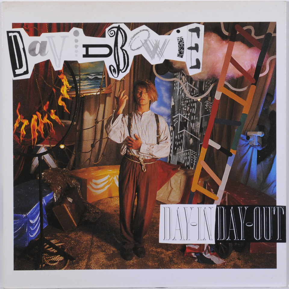 David Bowie - Day-in Day-out